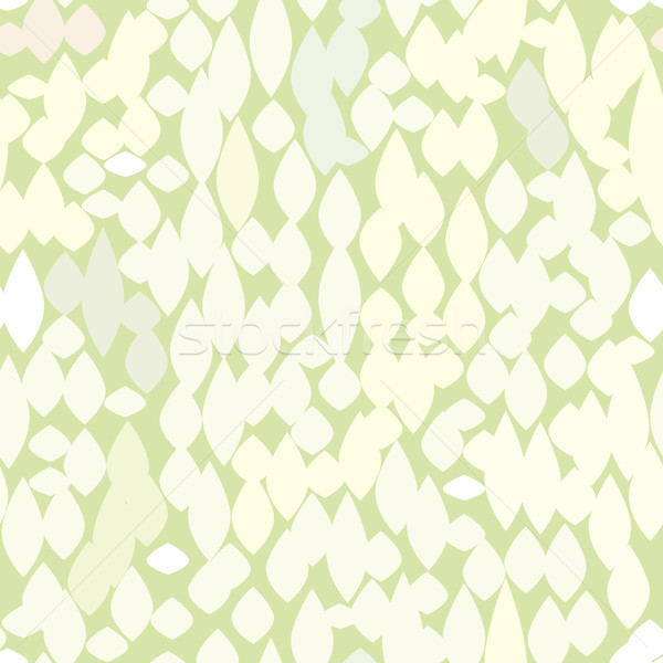 Abstract irregular blot seamless pattern. Spotted floral texture Stock photo © Terriana