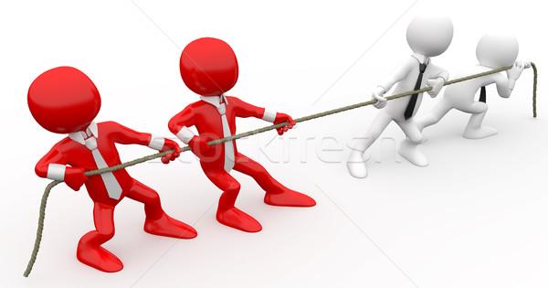 Сток-фото: веревку · оказанный · высокий · разрешение