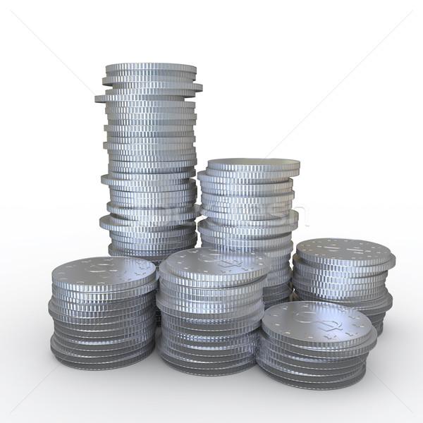 Monet symbol ceny świadczonych wysoki Zdjęcia stock © texelart