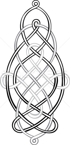Celtic Knot Stock photo © Theohrm