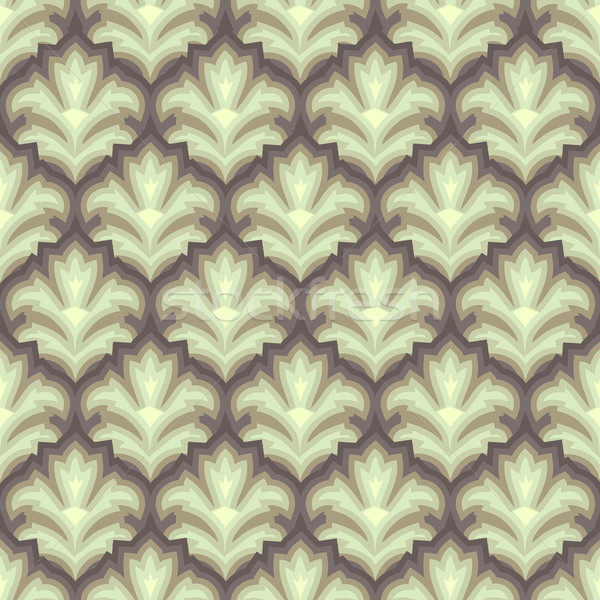 Retro Seamless Background Tile Stock photo © Theohrm