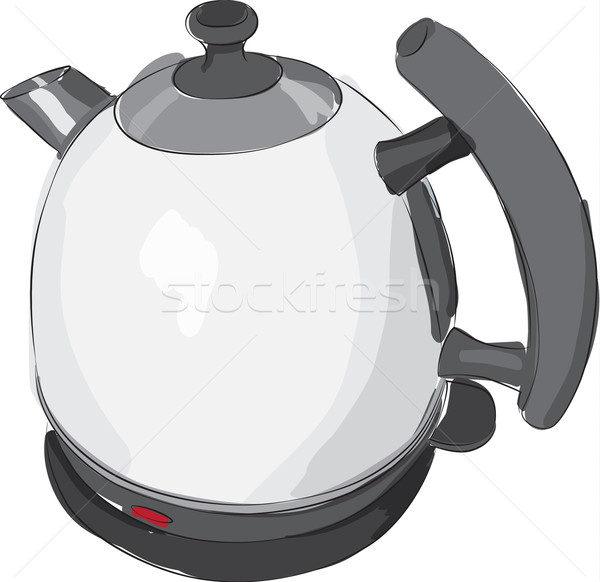 Kettle Stock photo © Theohrm