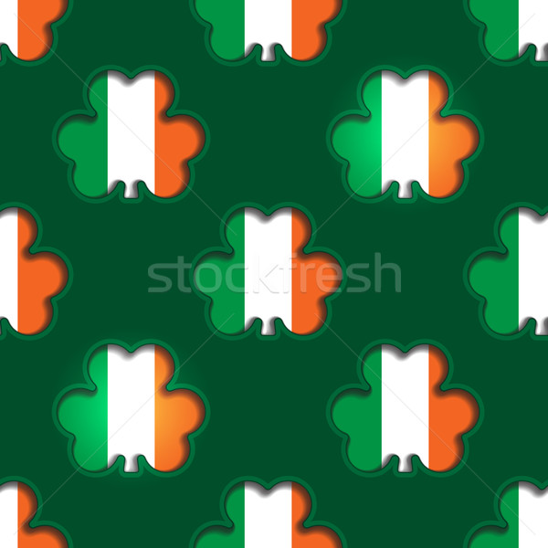 St Patrick's Day Background Stock photo © Theohrm