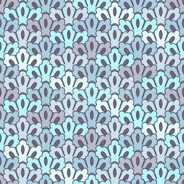 Seamless Arch Background Tile Stock photo © Theohrm