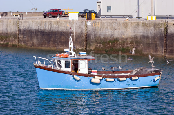 Fishing Boat Stock photo © Theohrm