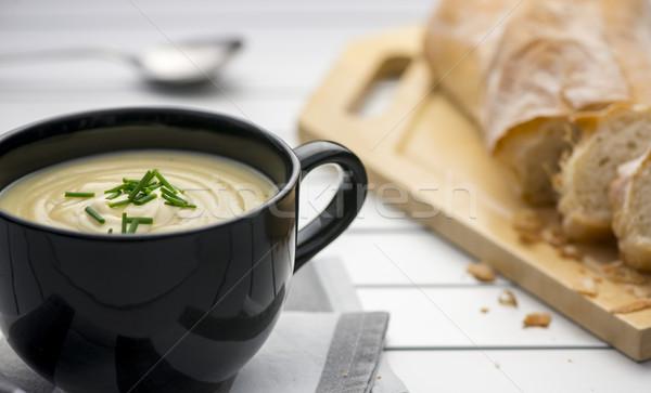 Potato Soup Stock photo © thisboy