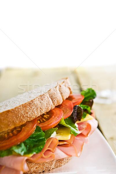 Sandwich Stock photo © thisboy