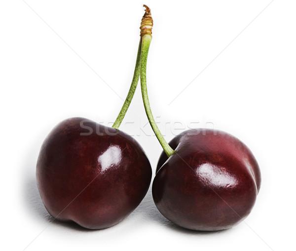 Cherries Stock photo © thisboy