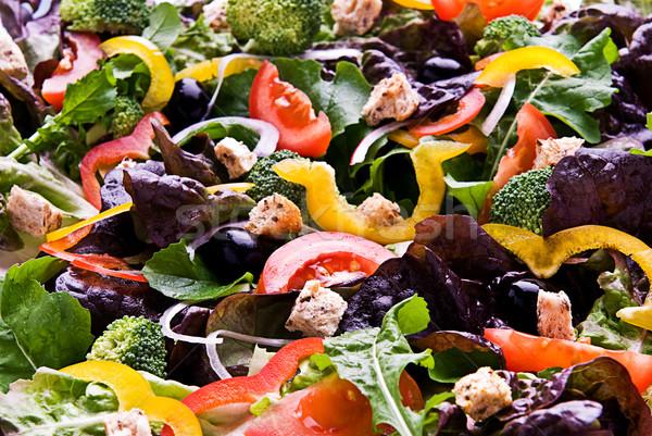 Salad Stock photo © thisboy