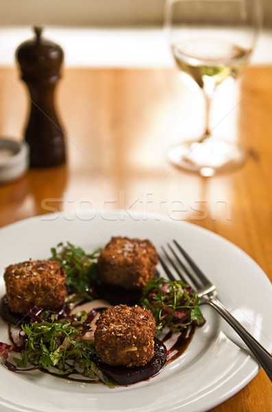 Restaurant Food Stock photo © thisboy