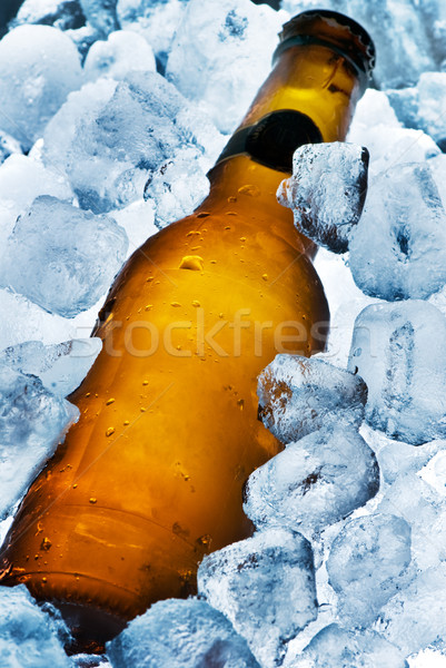 Ice Cold Beer Stock photo © thisboy