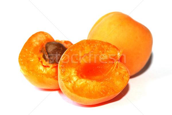 apricot halves Stock photo © thomaseder
