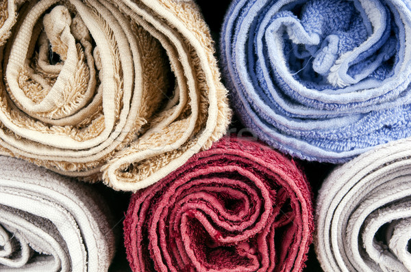 Towels Stock photo © THP