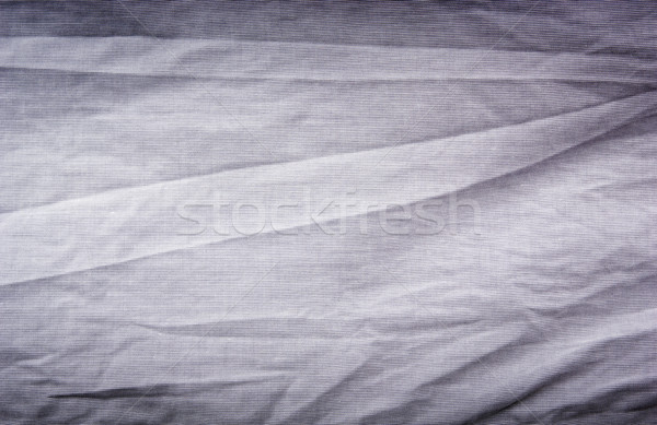 Crumpled Cotton Stock photo © THP