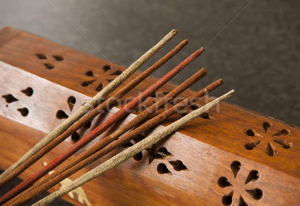 Incense Sticks Stock photo © THP