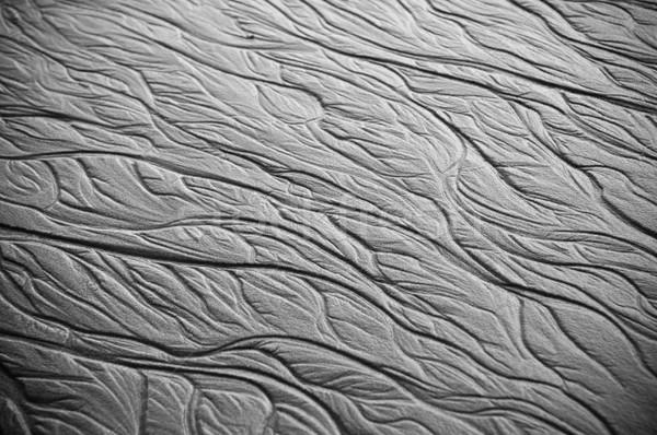 Homok minták űrlap nap háttér sivatag Stock fotó © THP