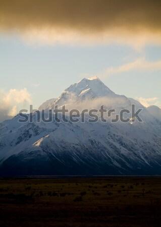 Mount Cook, New Zeland Stock photo © THP