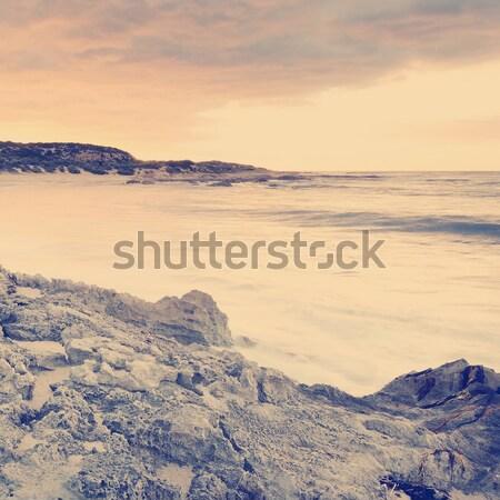 Güney avustralya sahil instagram stil manzara avustralya Stok fotoğraf © THP