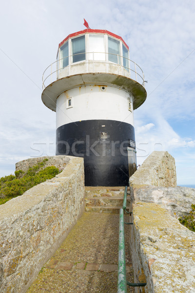 Cape Point Lighthouse Stock photo © THP