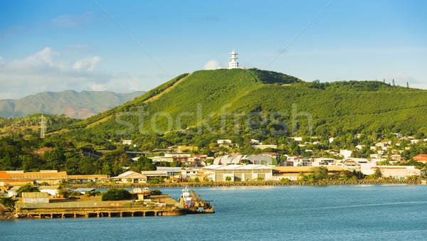 Noumea New Caledonia Stock photo © THP