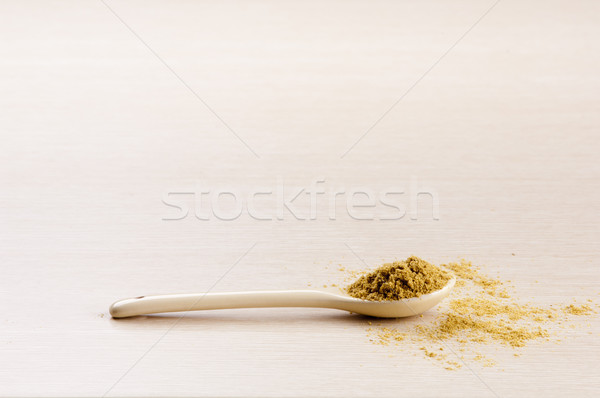 Ground Cumin Stock photo © THP