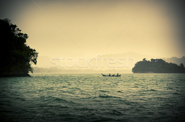 Fishing Boat Stock photo © THP