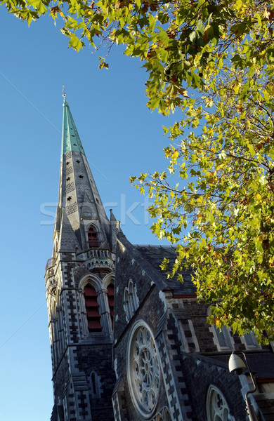 Christchurch Cathedral Stock photo © THP