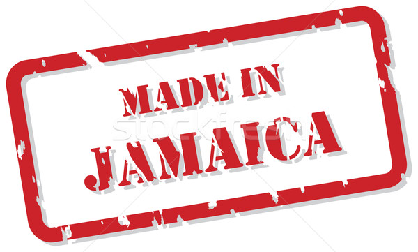 Jamaica Stamp Stock photo © THP