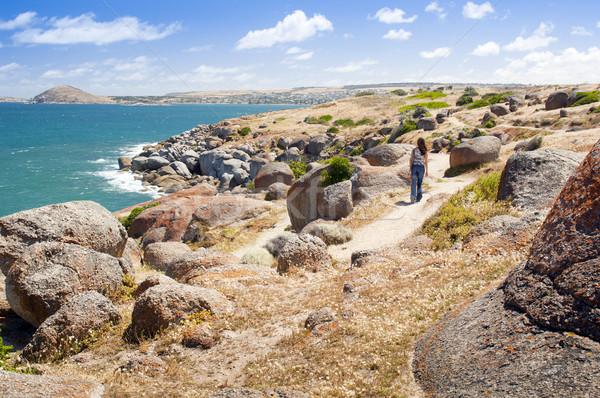 Granite Island Stock photo © THP
