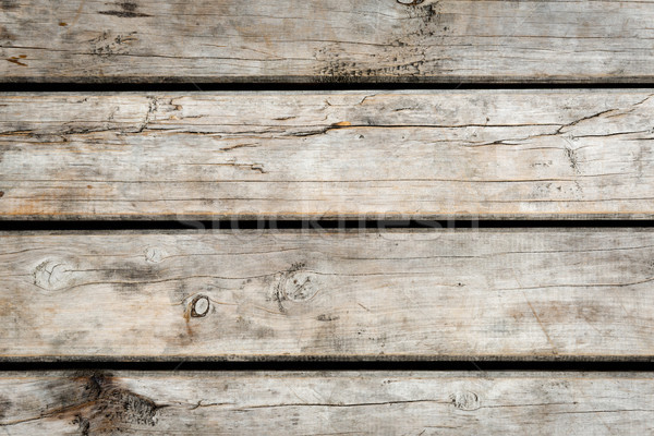 Wooden Floorboards Background Stock photo © THP