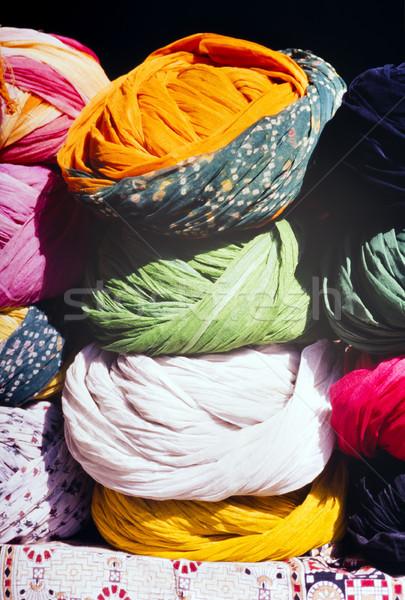 Stock photo: Indian Turbans