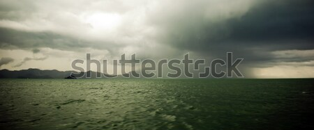 Stormy Seas Stock photo © THP