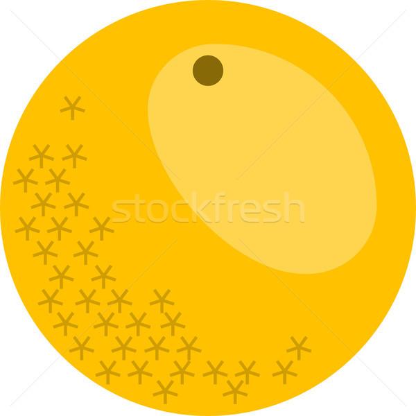 рок дыня фрукты вектора изолированный дизайна Сток-фото © THP