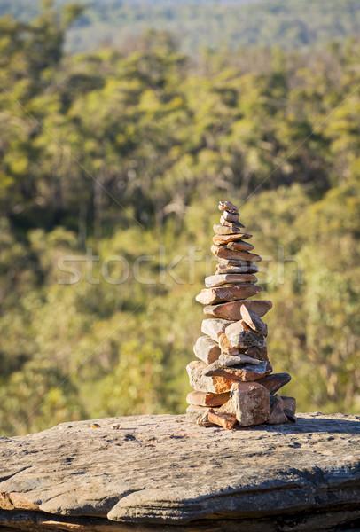 Pile of Stones Stock photo © THP