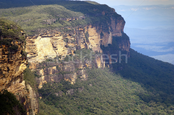 Blue Mountains, Australia Stock photo © THP