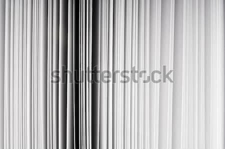 Paper Pages Stock photo © THP