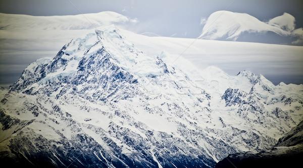Mount Cook Stock photo © THP