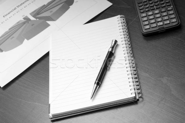 Office Desk Stock photo © THP