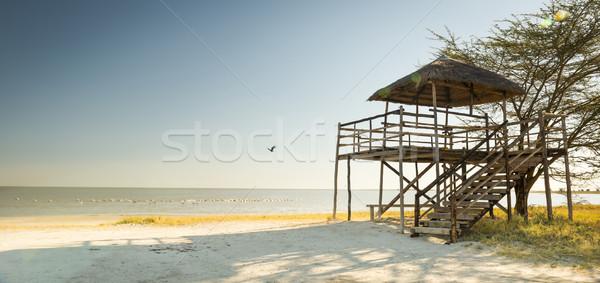 Beach Hut Stock photo © THP