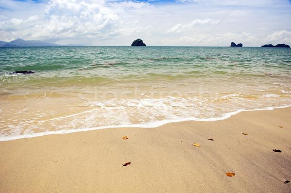 Malaysian Beach Stock photo © THP