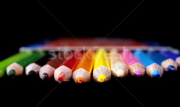 Pencils Stock photo © THP
