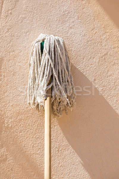 Mop Stock photo © THP