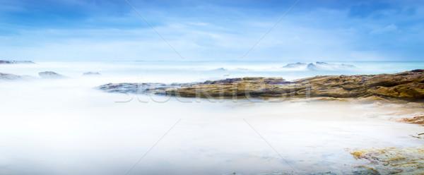 Calm Ocean Landscape Stock photo © THP