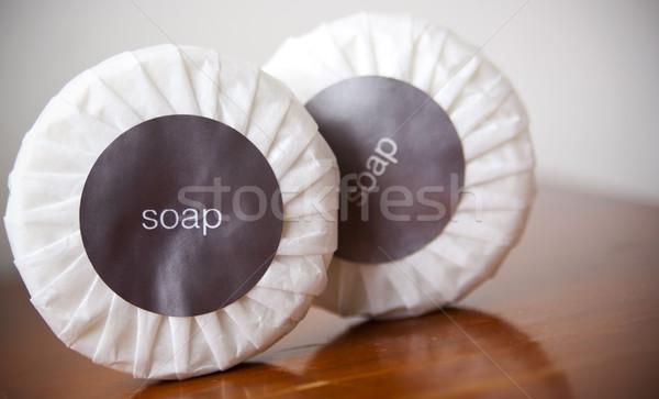 Soap Stock photo © THP