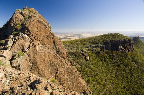 Rocky Mountain Ridge Stock photo © THP