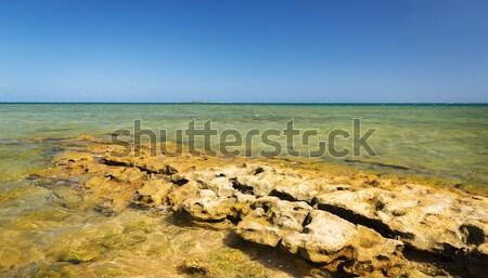 New Caledonia Ocean Scenic Stock photo © THP