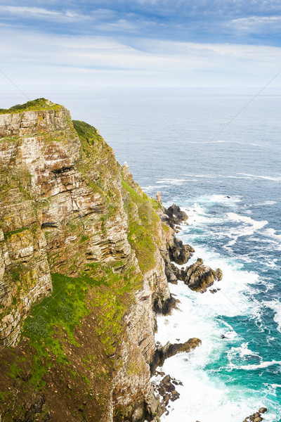 Cape Of Good Hope South Africa Stock photo © THP