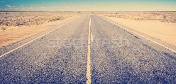 Road Ahead Stock photo © THP