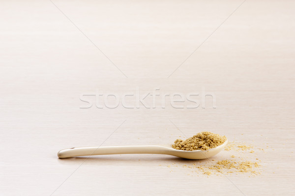 Ground Coriander Stock photo © THP