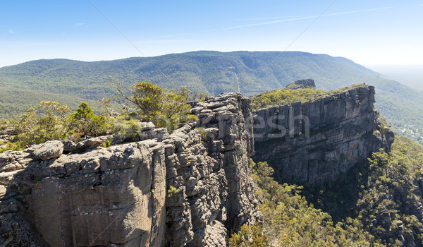 The Grampians Stock photo © THP